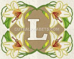 stitched, lilly l