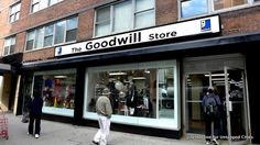 High-End Goodwille Store - West Village - Untapped Cities NYC