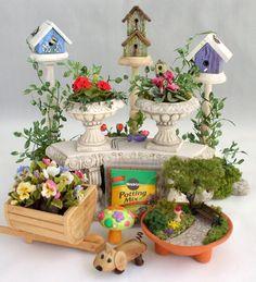 Miniature Gardening | Flickr - Photo Sharing!