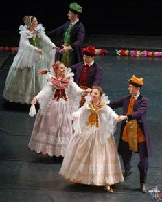 Poland Żywiec.  Just love these regional costumes and dances