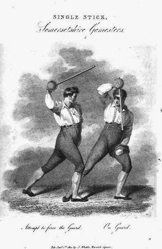 Victorian Fencing Society: June 2014 Victorian Singlesticks