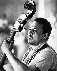 Photo of Charlie Mingus Photo by Michael Ochs Archives/Getty Images