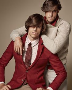 Jordan & Zac Stenmark for How To Spend It by David Roemer