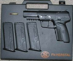 FN five-seven PistolLoading that magazine is a pain! Get your Magazine speedloader today! http://www.amazon.com/shops/raeind