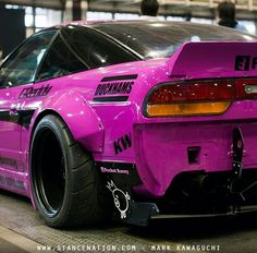 #Nissan #s13 #rocketbunny #kw #greddy via #stancenation
