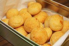 Parmezanove kulicky I. Paleo, Keto, Gluten Free Recipes, Free Food, Hamburger, Potatoes, Bread, Vegetables, Parmesan