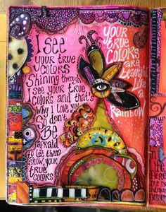 Image result for horoscope art journal page