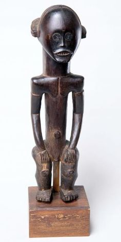 Reliquary Guardian Figure (Eyema Bieri)  late 19th–early 20th century Fang peoples Gabon