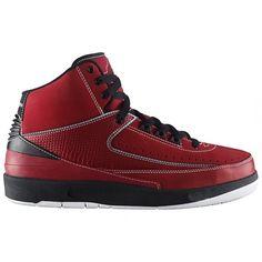 Air Jordan 2 Candy Pack Varsity Red Black White 395709-601 Cheap  Air Jordan !