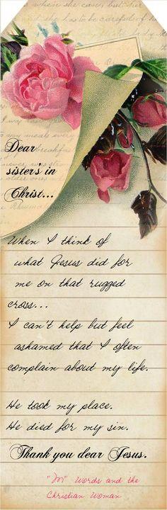 Oh, how I thank Him.   #Jesus #faith