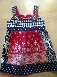 Knot Dress - love this pattern!
