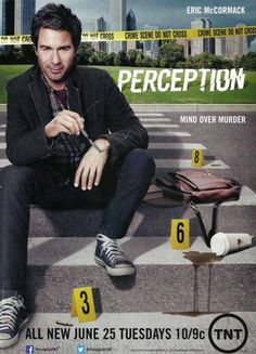 Eric McCormack is exceptional in this who done it show.