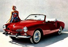 Autos Classiques: Volkswagen Karmann-Ghia 1200 (1959-1965)
