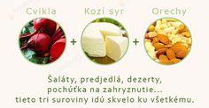 15 kombinácii surovín, ktoré sú pre seba jednoducho stvorené! Kombinácie surovín, ingrediencií, jedál, potravín, tipy a triky, chuť, spolu, recept