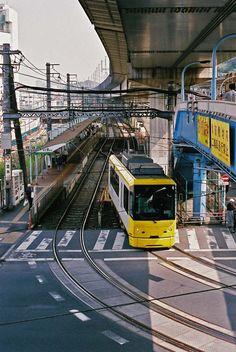 都電荒川線「王子駅前」: KONDOH の自由気ままブログ