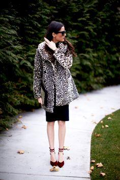 12.12 holiday picks (Lulu's coat, dress, heels, clutch + Caslon turtleneck + Prada sunnies + YSL 'rouge pur couture' lipstick)