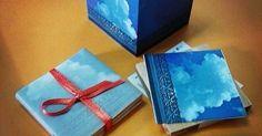 12 Likes 4 Comments - taller el desvelo (@tallereldesvelo) on Instagram: Lamparita de papel. Un pedacito de cielo en la Asuncion margarita. Foto: @alejandrososab. 2008 . .