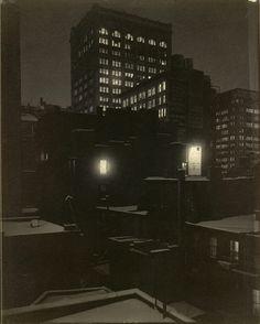 Alfred Stieglitz - From the Back Window – 291