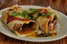 Late night burrito anyone? #burrito #food #tacos #mexican #taco