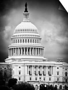 The Capitol Building, US Congress, Washington D.C, District of Columbia Prints by Philippe Hugonnard at AllPosters.com