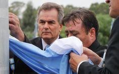 Los emotivos actos en la sexta sección y otras ciudades de la Argentina...
