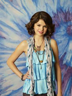 """PLACE - Selena Gomez stars as Alex Russo on Disney Channel's Wizards. - - PLACE - Selena Gomez stars as Alex Russo on Disney Channel's """"Wizards of Waverly Place. Selena Gomez Poster, Selena Gomez Cute, Selena Gomez Pictures, Alex Russo, Disney Channel Stars, Disney Stars, Disney Pixar, Walt Disney, Wizards Of Waverly Place"""