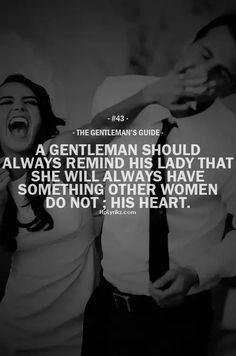 The Gentleman's Guide #43