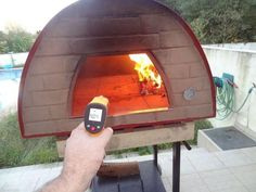 Super fun video - how to cook your pizza using your Maximus wood fired pizza oven.