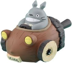 Studio Ghibli My Neighbor Totoro Acorn Car Music Box Toy