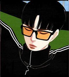 Spirit Fingers Webtoon, Anime Guys, Manga Anime, Character Illustration, Manga Comics, Aesthetic Art, Anime Outfits, Art Sketches, Comic Art
