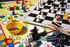 Unplugged!: Family Game Afternoon #Kids #Events