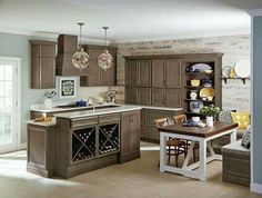 Browse through our gallery of images of maple cabinets available through Kitchen Express, Inc. Let us know how we can transform your kitchen, schedule a free consultation. Kitchen Designs Photos, Custom Kitchens, Maple Cabinets, Kitchen Remodel, Kitchen Design, Cottage Style Kitchen, Kitchen Cabinets Models, Kitchen Express, Built In Wine Rack