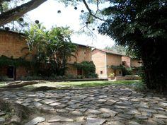 Hacienda La Trinidad Parque Cultural en Caracas, Estado Miranda,Venezuela.