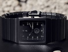 Rado Ceramica Konstantin Grcic Watch - by Richard Cantley - Get a good look at…