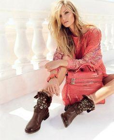 #TwinSet #SimonaBarbieri, collezione #scarpe primavera/estate 2014 (FOTO)