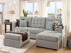 Saving for my own LoveSac furniture, love! Love Sac Sectional, Modular Sectional Sofa, Sectional Furniture, Small Sectional, Condo Living, Small Living Rooms, Home And Living, Small Furniture, Living Room Furniture