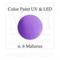 Color Paint uv gel n.6 Malurus