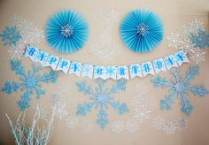 Frozen (Disney) Birthday Party Ideas | Photo 9 of 40 | Catch My Party