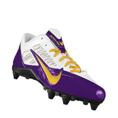 I designed this at NIKEiD.  I customized this using the school colors.