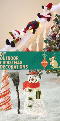 Best Outdoor Christmas Decoratıon Ideas 2020 #christmasgarden