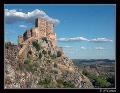Castillo de Alburquerque,  (Badajoz, Extremadura)