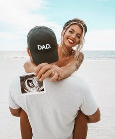 Baby Announcement Discover Dad Hats Pregnancy Announcement New Daddy New Dad Gifts Fathers Day Gift Rad Dad Pregnancy Announcement for HusbandExpecting Dad gift Baby Announcement Ideas - Beach Baby - Dad - Mom - Expecting - Pregnant - Parents Baby Announcement Photos, Pregnancy Announcement Photos, Pregnancy Tips, Pregnancy Workout, Beach Baby Announcements, Funny Pregnancy Pictures, Pregnancy Reveal Photos, Symptoms Pregnancy, Cute Family Pictures
