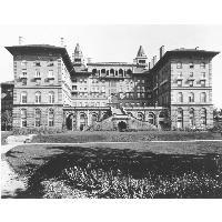 Second Antler Hotel between 1901-1905
