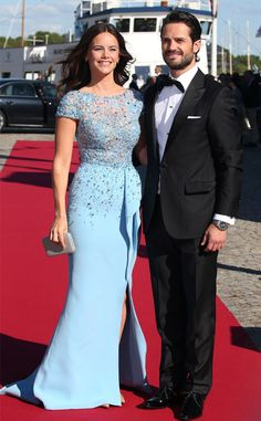 Sweden's Prince Carl-Philip to Wed Sofia Hellqvist Tomorrow: 5 Facts You Gotta Know About the Royal Couple!  Prince Carl Philip, Sofia Hellqvist