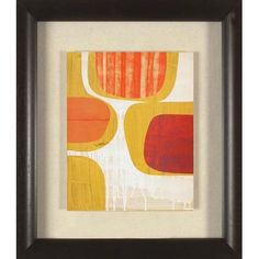 Phoenix Galleries Samba One Framed Canvas   Wayfair
