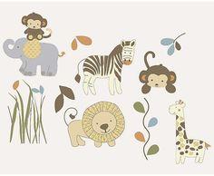 nursery theme animals