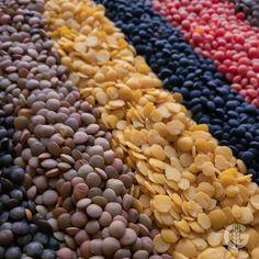 ...Linsen! Die ganze Vielfalt bei uns im Shop! #shopmuesliat #linsen #lentils #lepuylinsen #belugalinsen #rotelinsen #gelbelinsen #linsensuppe #linsensalat #linsencurry Beluga, Shops, Muesli, Vegetables, Food, Lentil Curry, Tents, Veggies, Essen