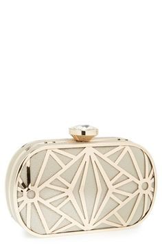 Natasha Couture 'Deco' Minaudiere - Nordstrom- Art Deco - Jazz Age Fashion