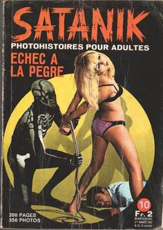 apologizing for nothing Bd Comics, Horror Comics, Horror Art, Creepy Comics, Horror Books, Horror Films, Diabolik, Vintage Book Covers, Comic Book Covers