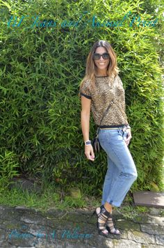 BF Jeans and Animal Print